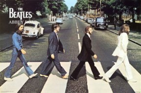 Beatles Abbey Road Cover