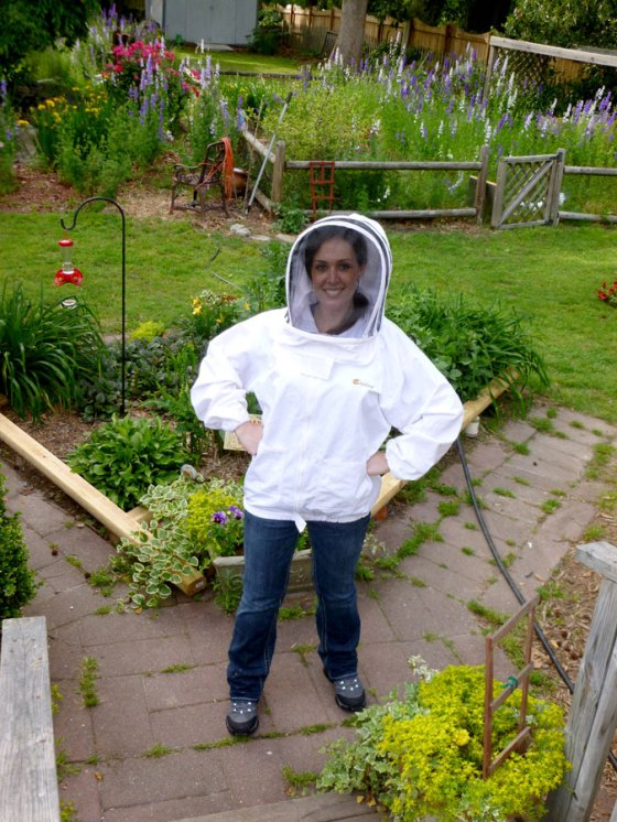 Ready for bee keeping!