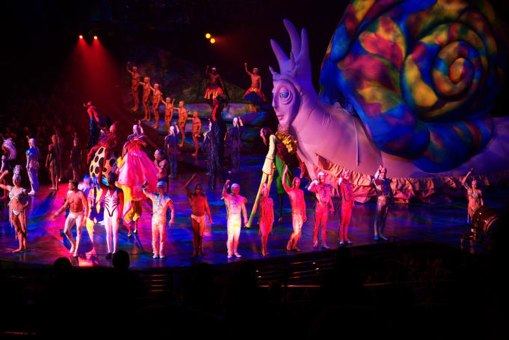 Mystere Show