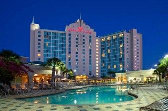 Our 5 star hotel. Photo by www.crownplaza.com