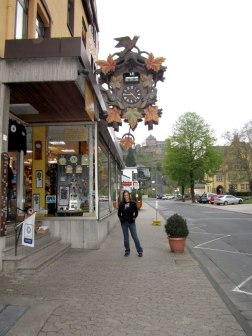 Largest Cuckoo Clock in Rhine Valley