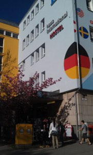 My German Hostel