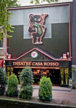 The Casa Rosso Theatre. Photo by http://impressive.net/people/gerald/