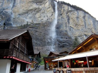 Our hotel village in Lauterbrunnen