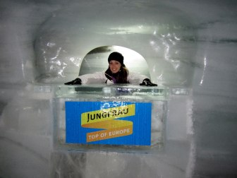 Jungfrau Ice Tunnel