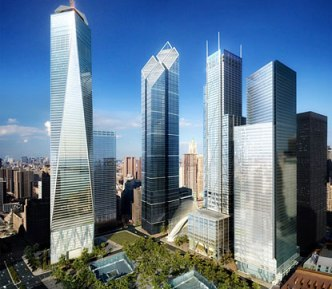 Proposed completed design. Photo from wtc.com