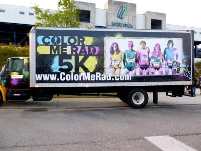 Color Me RAD Race