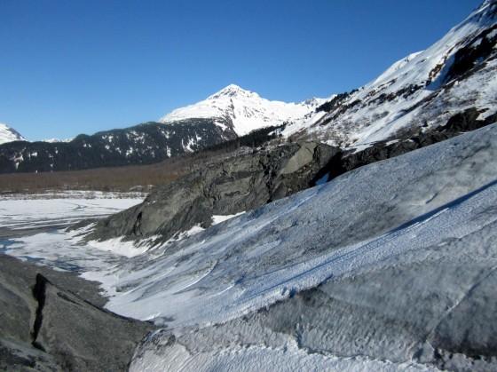 Exit Glacier in Seward