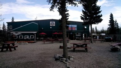 49th State Brewery and Restaurant in Denali