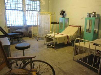 Hospital in Alcatraz