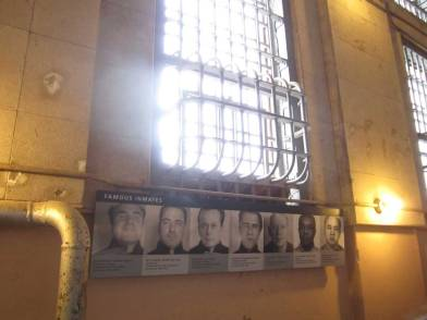 Some of the famous prisoners of Alcatraz
