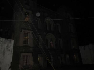 Old City Jail Orbs