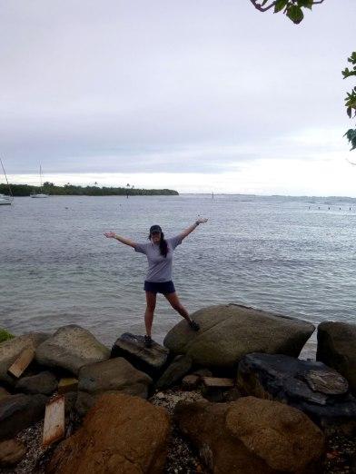 Near Bioluminescent Bay