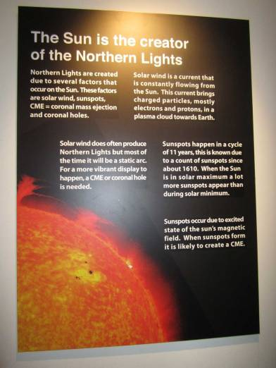 Info on the Northern Lights