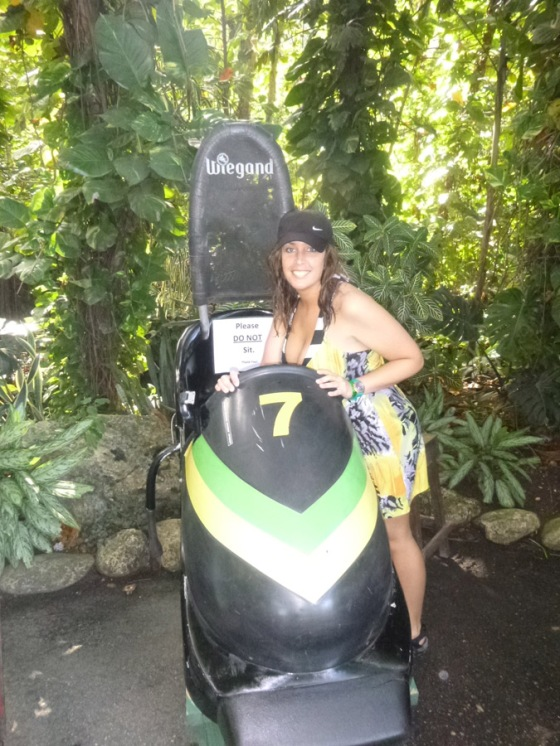 Jamaican Bobsled adventure