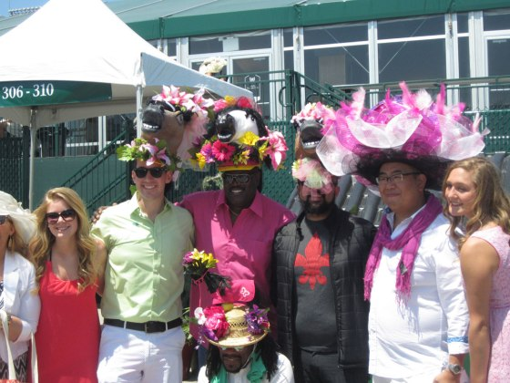 Interesting Derby outfits