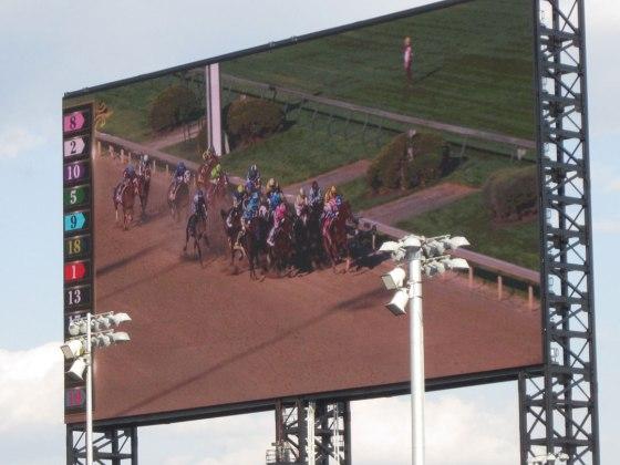Derby race 11!