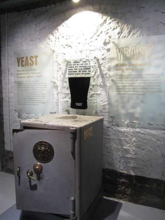 Guinness making process
