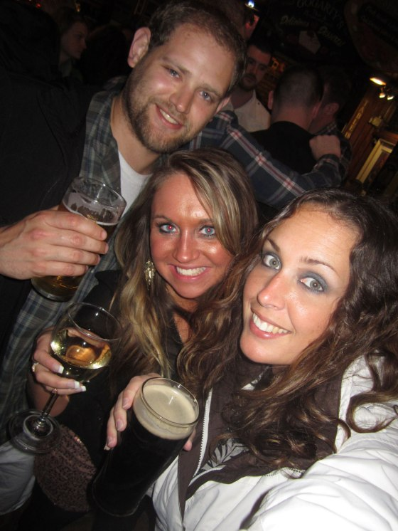 Irish Bar Crawl