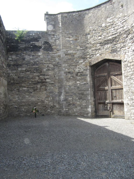 Spot the orb - Kilmainham Gaol Jail