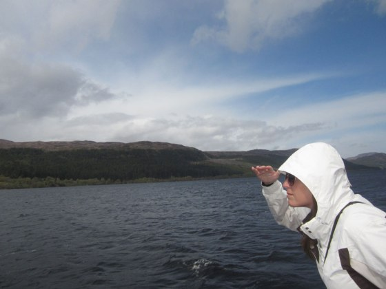 Searching for Nessie