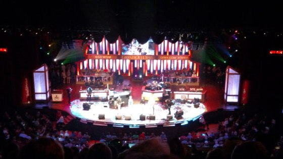 Little Big Town at the Opry