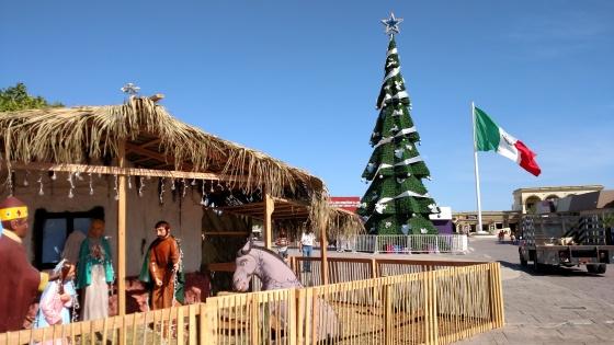 San Jose del Cabo holiday display