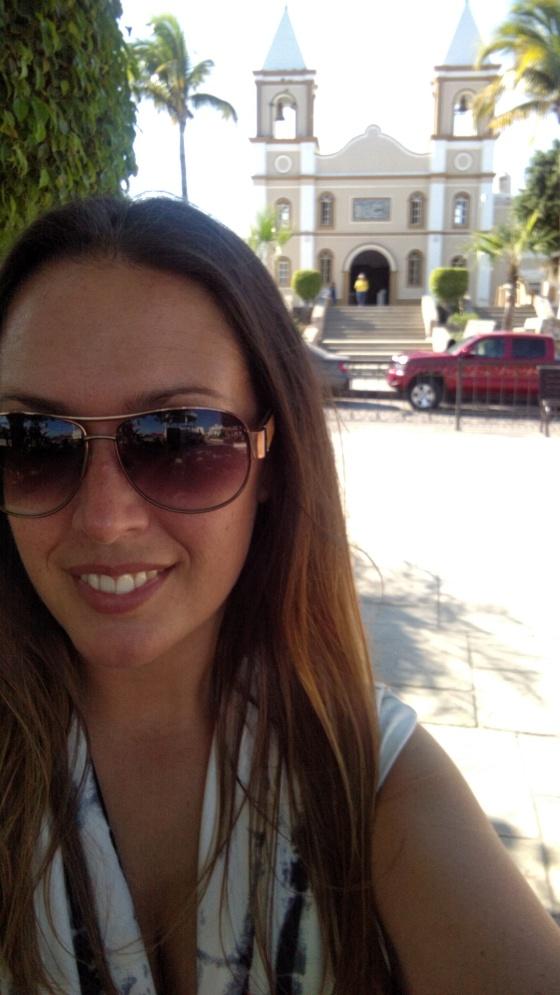 The mission in San Jose del Cabo