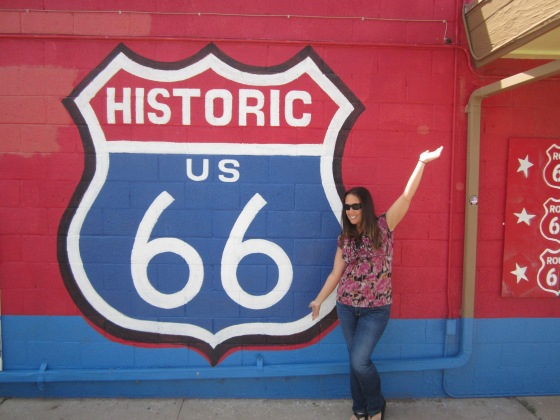 Route 66 sites