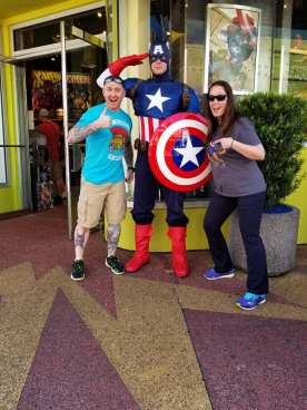 Universal Studios Orlando trip. Feb 2018